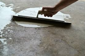 Dap Flexible Floor Patch And Leveler Youtube by How To Repair Garage Floor Cracks And Pitting All Garage Floors