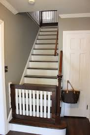 Baby Gates For Banister And Wall | Baby Gear Gallery Infant Safety Gates For Stairs With Rod Iron Railings Child Safe Plexiglass Banister Shield Baby Homes Kidproofing The Banister From Incomplete Guide To Living Gate For With Diy Best Products Proofing Montgomery Gallery In Houston Tx Precious And Wall Proof Ideas Collection Of Solutions Cheap Way A Stairway Plexi Glass Long Island Ny Youtube Safety Stair Railings Fabric Weaved Through Spindles Children Och Balustrades Weland Ab