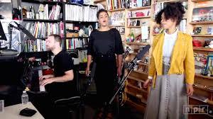 Lianne La Havas Dazzles In Her New Tiny Desk Concert