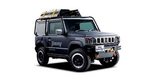 100 Diamond Plate Truck Bed This Tiny Suzuki Jimny Pickup Is Just The Best Automobile