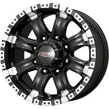 MB Wheels Chaos 8 Custom Rims