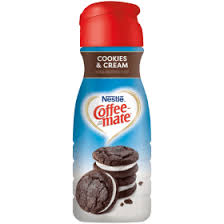 Liquid Coffee Creamer