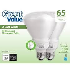 great value 14w soft white r30 lightbulb walmart