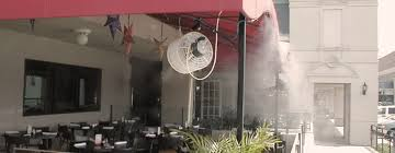 Portable Patio Misting Fans by Misting Systems U0026 Misting Fans By Leading Us Manufacturer Mist