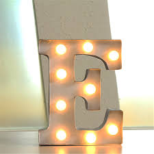 buy metal letter light and get free shipping on aliexpress