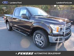 100 4wd Truck New 2018 Ford F150 XLT 4WD SuperCab 65 Box At Landers Ford
