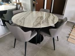 Dining Table And Chairs On Carousell