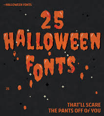 Halloween Cast 2009 by 25 Halloween Fonts That U0027ll Scare The Pants Off Of You Youworkforthem