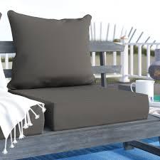 Farmhouse Chair Cushions | Wayfair