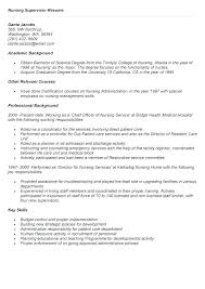 Nurse Manager Resume Labor And Delivery Sample