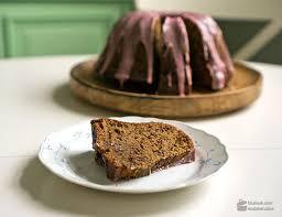 saftiger rotweinkuchen mit schokolade