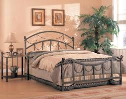 Wrought Iron Cal King Headboard by Wrought Iron King Headboard 105 Stunning Decor With Image Of