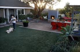 Are You An Environmental Enemy If You Replace Your Thirsty Lawn ... Artificial Grass Prolawn Turf Putting Greens Pet Plastic Los Chaves New Mexico Backyard Playground Coto De Caza Extreme Makeover Pictures Synthetic Cost Brea California San Diego Fake Solutions Fresh For Home Depot 4709 Celebrity Seattle Bellevue Lawn Installation Life With Elise Astroturf Backyards Wondrous Supplier Diy Install