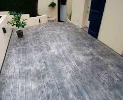 prix beton decoratif m2 les 25 meilleures idées de la catégorie terrasse beton imprimé sur