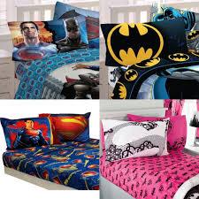 Batman Bed Set Queen by Batman Bedding Ebay