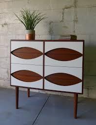 Johnson Carper Mid Century Dresser by Danish Mid Century Modern Styled Teak White Dresser U2013 Circa60