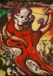 David Alfaro Siqueiros Murales Bellas Artes by The March Of Humanity Detail David Alfaro Siqueiros Wikiart Org