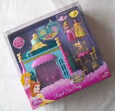 DISNEY PRINCESS ROYAL TEA PARTY Playset - Palace, 2 X 3½