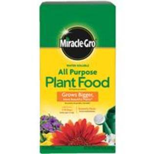 Scotts Company Miracle Gro All Purpose Plant Food