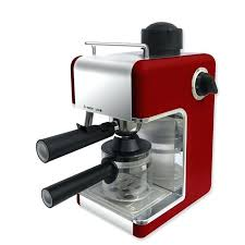 Red 4 Cup Coffee Maker Espresso With Cuisinart Series