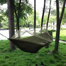 Camping Hammock With Mosquito Net Double Persons Iqammocking Bed