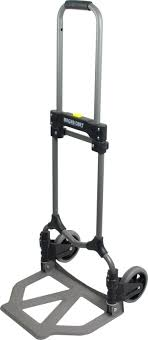 Folding Hand Truck Magna Cart Ideal 150 LB Capacity Steel Dolly No ... Magna Cart Transport Fold Hand Truck Foldable Alinum Heavyduty Personal Folding Rugged Lweight Design Milwaukee Costco Sears Cheap Find Deals On Line At Alibacom Srs Mci Steel Red Best Trucks On The Market Dopehome Dudeiwantthatcom