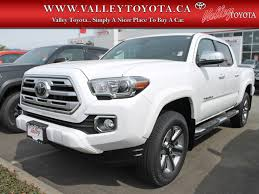 New 2018 Toyota Tacoma Limited Double Cab Pickup In Chilliwack ... Preowned 2014 Toyota Tacoma Sr5 Extended Cab Pickup T21144a Trucks For Sale Nationwide Autotrader New 2018 Trd Sport Double In Escondido Is A Truck Well Done Car Design News Pro Rare Cars Miramichi 2019 4wd Crew Gloucester 2016 Off Road Hiram For Garden City Ks 3tmcz5an0km198606 Tuscumbia Truck Of The Year Walkaround Sale Houston Tx Mike Calvert 2017 San Antonio
