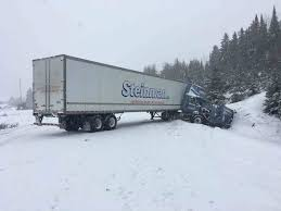 Jack Knifed Tractor Trailer Closes Highway 11 South - BayToday.ca Semi Jackknifes On Icy Hwy 20 Driver Cited Ktvz Two Police Officers 2 Others Injured In Crash When Truck Jackknifed Semi Creates Traffic Snarl I44 Near Catoosa Tulsas I75 Reopens After Jackknifed Cleared Sw Detroit Causes Sthbound I15 Salt Jackknifed Truck Youtube Route 3 North Closed Near Putnam Bridge For Tractor A Hgv Heavy Goods Vehicle Lorry Stuck A Stock Delays I65 Tractor Trailer I91 New Haven Connecticut Shuts Down Inrstate 15 Bannock County Wreck I70 Cdot Offering Tire Checks