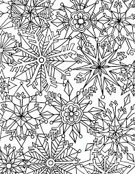 Free Adult Christmas Coloring Pages To Print For Kids Download And Color