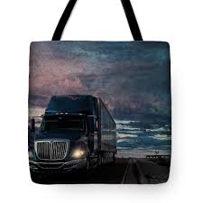 100 Mvt Trucking Mesilla Valley Transportation Tote Bags Fine Art America