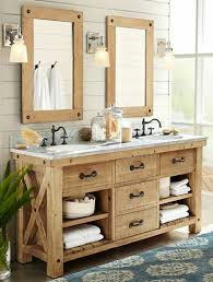 rustikale möbel im badezimmer mission möglich archzine net