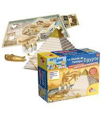 génie le monde de l antique égypte