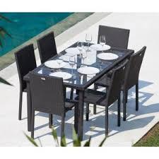 ensemble table chaises tables et chaises de jardin achat vente pas cher cdiscount