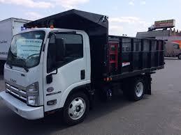 2015 Isuzu NPR-XD Landscape Dump Body Truck - Bentley Truck Services