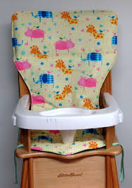 Jenny Lind High Chair Cover, Baby Accessory, Eddie Bauer Wooden ...