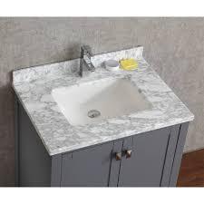 30 Inch Bathroom Vanity by Buy Vincent 30 Inch Solid Wood Double Bathroom Vanity In Charcoal