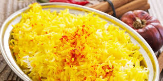 100 Golden Crust Persian Rice With