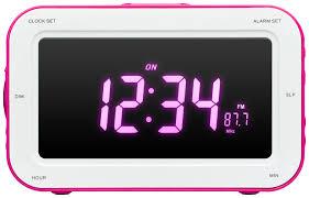 reveil heure au plafond radio réveil projecteur rr30pfairy2 bigben bigben fr