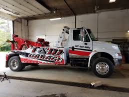 100 Bangor Truck Equipment 24Hour Towing Newport ME T W GARAGE INC