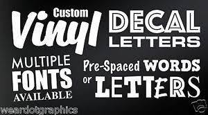 Custom Vinyl Lettering Awesome Custom Vinyl Sign