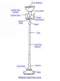 Room Essentials 5 Head Floor Lamp by Reflector Type Floor Lamp Lighting And Chandelier How To U0027s