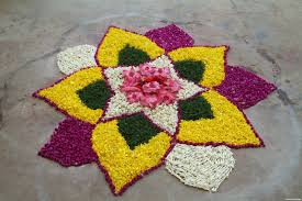 Flower Rangoli Designs - Onam Rangoli Designs With Flowers | Pookalam Rangoli Designs Free Hand Images 9 Geometric How To Put Simple Rangoli Designs For Home Freehand Simple Atoz Mehandi Cooking Top 25 New Kundan Floor Design Collection Flower Collection6 23 Best Easy Diwali 2017 Happy Year 2018 Pooja Room And 15 Beautiful And For Maqshine With Flowers Petals Floral Pink On Design Outside A Indian Rural 50 Special Wallpapers