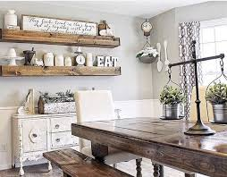 Modern Farmhouse Dining Room Ideas With 61 Gorgeous Design Roomodeling