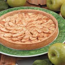 Bavarian Apple Tart Recipe