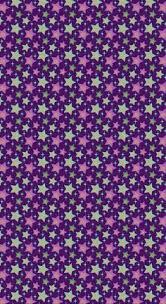 Color stars phone wallpaper