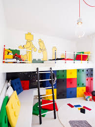 Contemporary Playroom Idea In Other