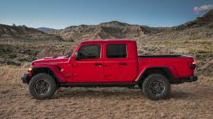 100 Pick Up Truck Rental Los Angeles 2020 Jeep Gladiator All The Photos And Details From The LA Auto Show