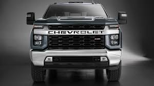 100 Chevy Dually Trucks 2020 Silverado HD Unveiled Getting New V8 And Gearbox