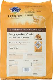 Feeding Dog Pumpkin Constipation nature u0027s recipe grain free chicken sweet potato u0026 pumpkin recipe