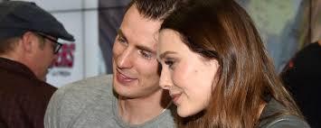 NYLON Chris Evans And Elizabeth Olsen Finally Address Dating Rumors